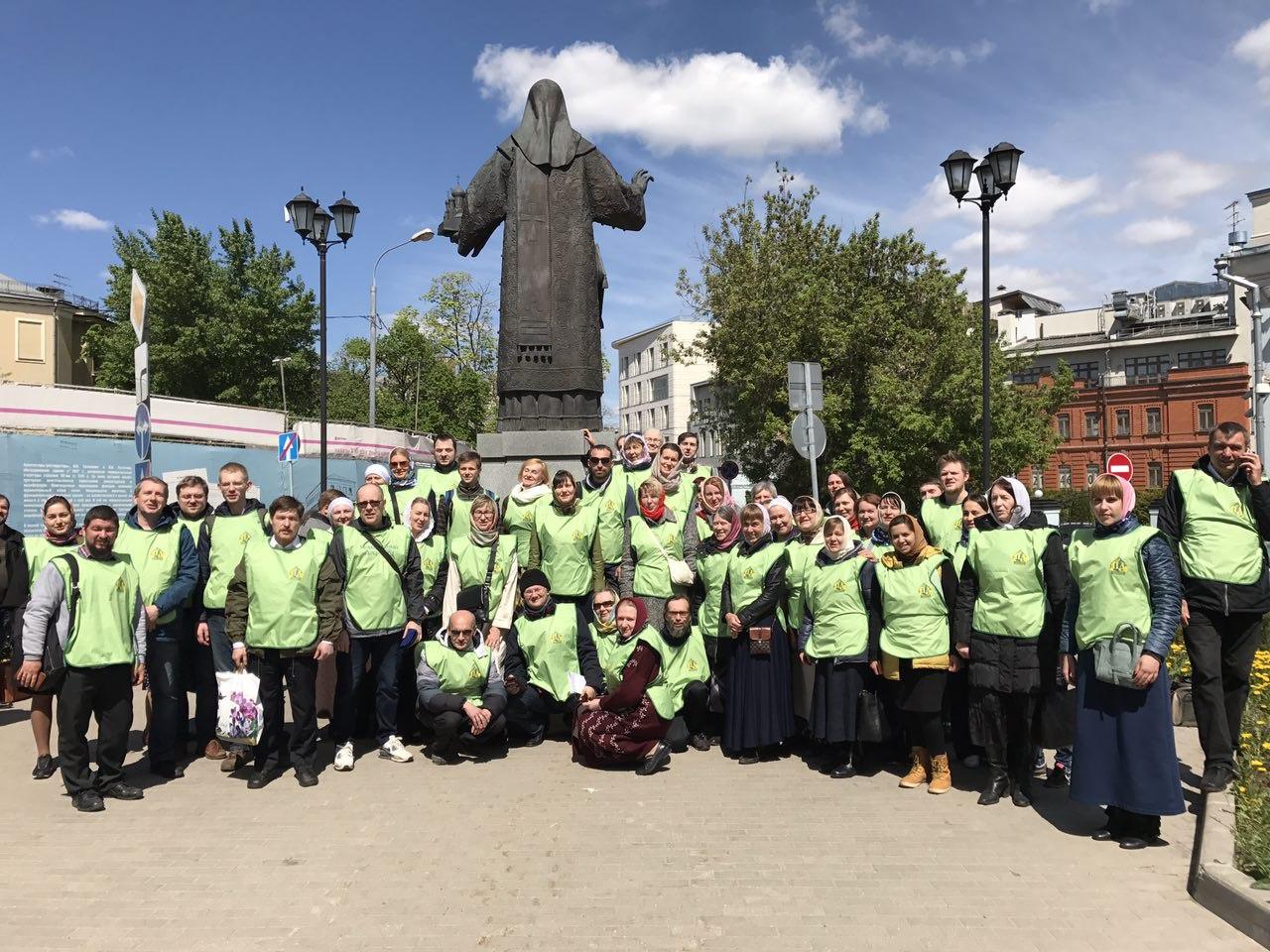 Первый день дежурства у мощей святителя Николая Чудотворца