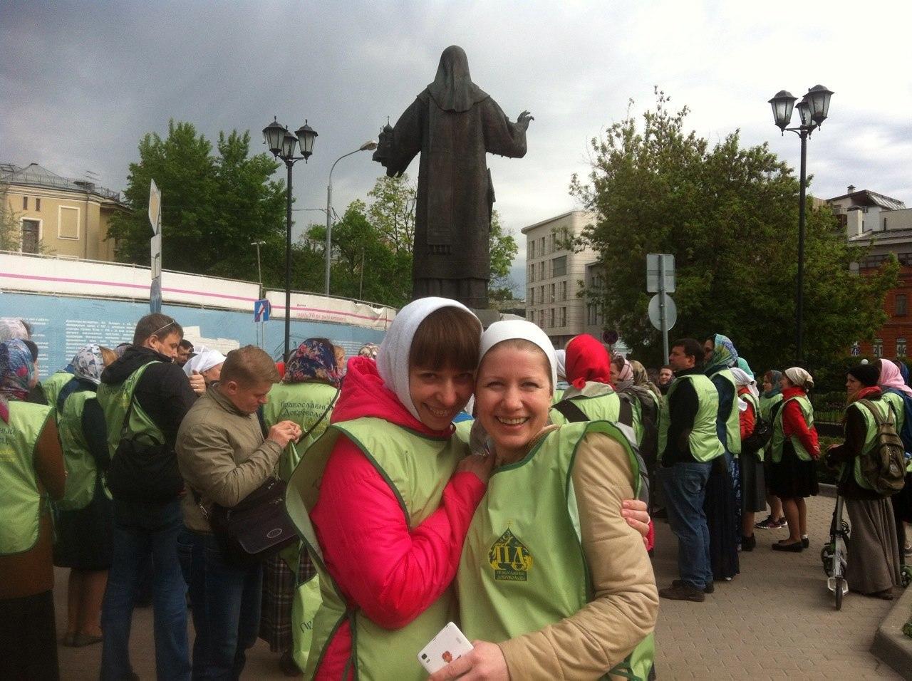Отзывы наших добровольцев о дежурстве у мощей святителя Николая Чудотворца